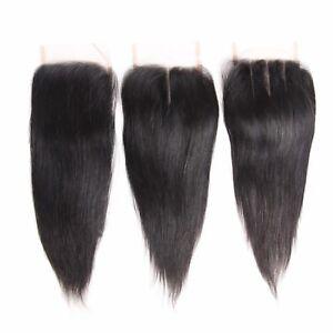 4-4-Lace-Closure-Brazilian-virgin-human-hair-straight-weave-natural-color