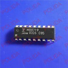 1PCS IC FUJITSU/FUJI DIP-18 MB8719 MB8719M-G