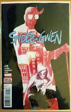 Spider-Gwen #15 (2017 Marvel Comics) Nm - Comic Book
