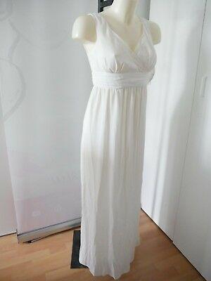 Robe blanche neuve Naf Naf dentelle