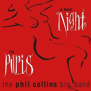 THE-PHIL-COLLINS-BIG-BAND-A-Hot-Night-In-Paris-2019-reissue-remastered-CD-NEW