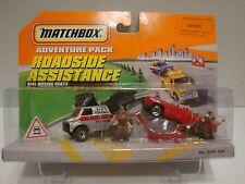 Matchbox Adventure Pack Roadside Assistance Display Diorama 1:64 Diecast C6-31