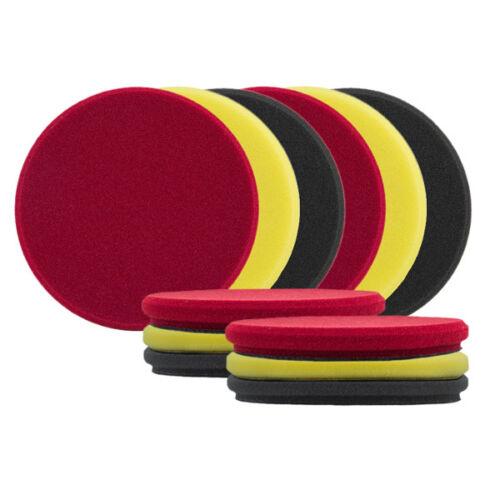 """Meguiars Soft Buff DA 5/"""" Foam Pad 12 Pack"""