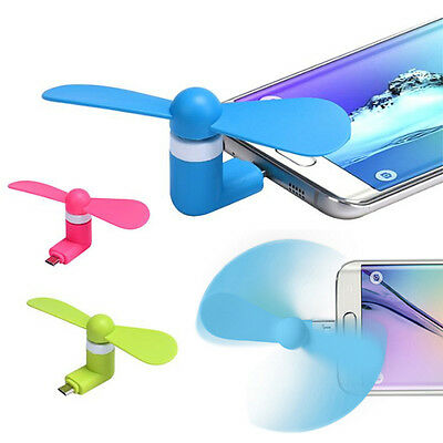Combo of 2 Universal Micro OTG Fan For Android