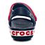 Crocs-Crocband-Sandalo-K-Sandali-Bambini-12856-485-Navy-Red miniatura 3
