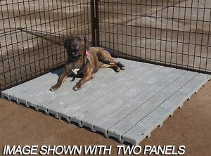 Image Is Loading Dog Kennel Flooring Decking Raised System