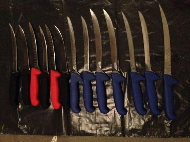 Große wie neue Metzger Messer f dick wictorinox giesser