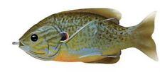 LiveTarget PF75SK902 Pinfish Rattlebait Natural//Metallic #2 Fishing Lure