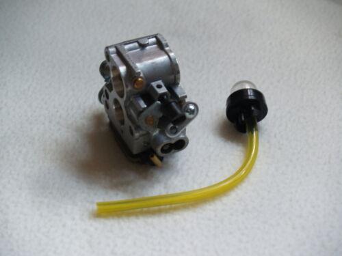240 avec Manuels Pompe A Essence Et 236 Carburateur Adapté pour Husqvarna 235