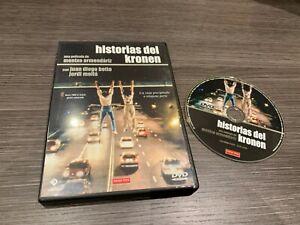 Stories-of-Kronen-DVD-Montxo-Armendariz-Juan-Diego-Botto-Jordi-Molla