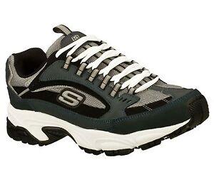 Men S Skechers Stamina Nuovo Training Shoes Uk