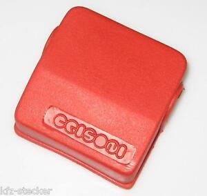 Batteriepolabdeckung-Isolierkappen-Schutzkappe-Polabdeckung-rot-Batterie-PKW-LKW