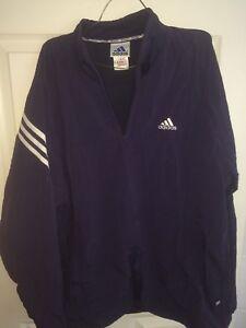 à Homme 38 manches Adidas Veste Cond bleueex longues 40c Vintageretro l1c5FKuTJ3