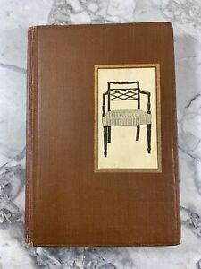 1919 Antique Book Old Furniture The Sheraton Period Ebay