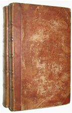 Captain Basil HALL Extracts Journal Chili Peru Mexico 1824 In two volumes