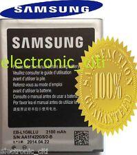 Original Samsung EB-L1G6LLU 2100 mAh Battery for Galaxy S3 SIII GT-i9300
