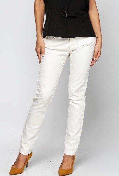 PINKO White gold Jeans Size 27