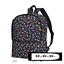 "SEGA movie /""Detective Pikachu/"" premium backpack 48cm black kawaii cute japanese"