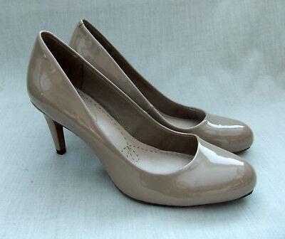 Nuevo Clarks Carlita Cove Arena Zapatos para mujer Tribunal de Patentes