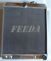 2row 1948-1954 Chevy Pickup Truck Aluminum Radiator 1949 1950 1951 1952 1953
