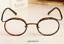 Vintage-Literary-TR90-Metal-Retro-eyeglass-frame-Round-Clear-Glasses-Women-Men thumbnail 14