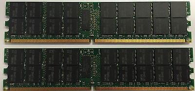 8GB 2x 4gb Dell PowerEdge 2970 6950 SC1435 T300 T605 M605 R300 R805 R905 Memory