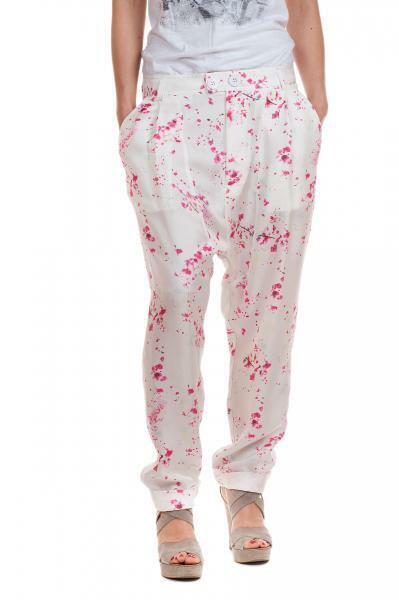 Patrizia Pepe  -  Pants - Female - White - 1876516A183851