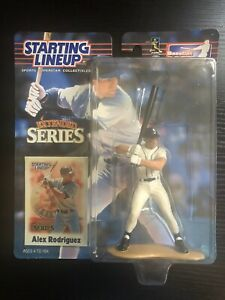 2000 STARTING LINEUP - MLB - ALEX RODRIGUEZ - SEATTLE MARINERS - EXTENDED
