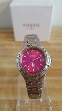 Women's Fossil Blue AM-3529 Watch