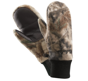 2673cafc8fbad Image is loading CABELAS-Big-Game-KIDS-Fleece-Thinsulate-MITTENS-NWT-