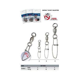 Emerillon-Daiwa-Snap-TB-Serie-19-Twist-Buster-BB-Inox-N8-Carga-125KG-Caja-5PZ