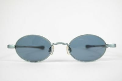 2019 Moda Vintage Ottica Friedrich 5141 807 44 [] 19 Verde Ovale Occhiali Da Sole Sunglasses Nos-mostra Il Titolo Originale Comodo E Facile Da Indossare