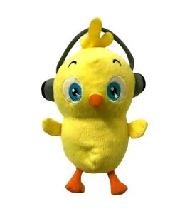 Il-Pulcino-Pio-The-Singing-Little-Yellow-Chick-Official-Radio-Globo-Plush-Toy