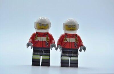Lego Figur City Junge white Hoodie cty438  Set 10235