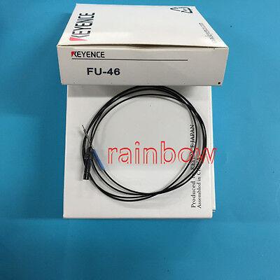1PCS Keyence Fiber Optic Sensor FU-46 FU46 New In Box