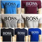 HUGO BOSS CREW NECK T-SHIRT SHORT SLEEVE FOR MEN'S/////////////////////