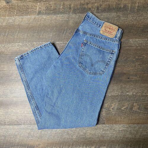 Vintage 90s Levis 550 Jeans 34x30