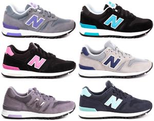 NEW-BALANCE-WL565-Sneakers-Baskets-Chaussures-pour-Femmes-Toutes-Tailles-Nouveau