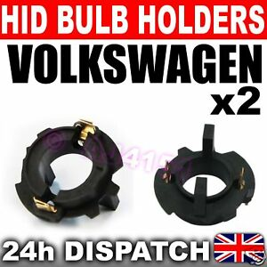 Supreme White Fog Light Bulbs H3 VAUXHALL Corsa C//Van