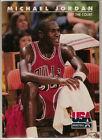 1992 SkyBox Michael Jordan #41 Basketball Card