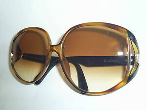 81fc44888beb Vintage CHRISTIAN DIOR Sunglasses 2320 EXTRA LARGE in MINT CONDITION ...