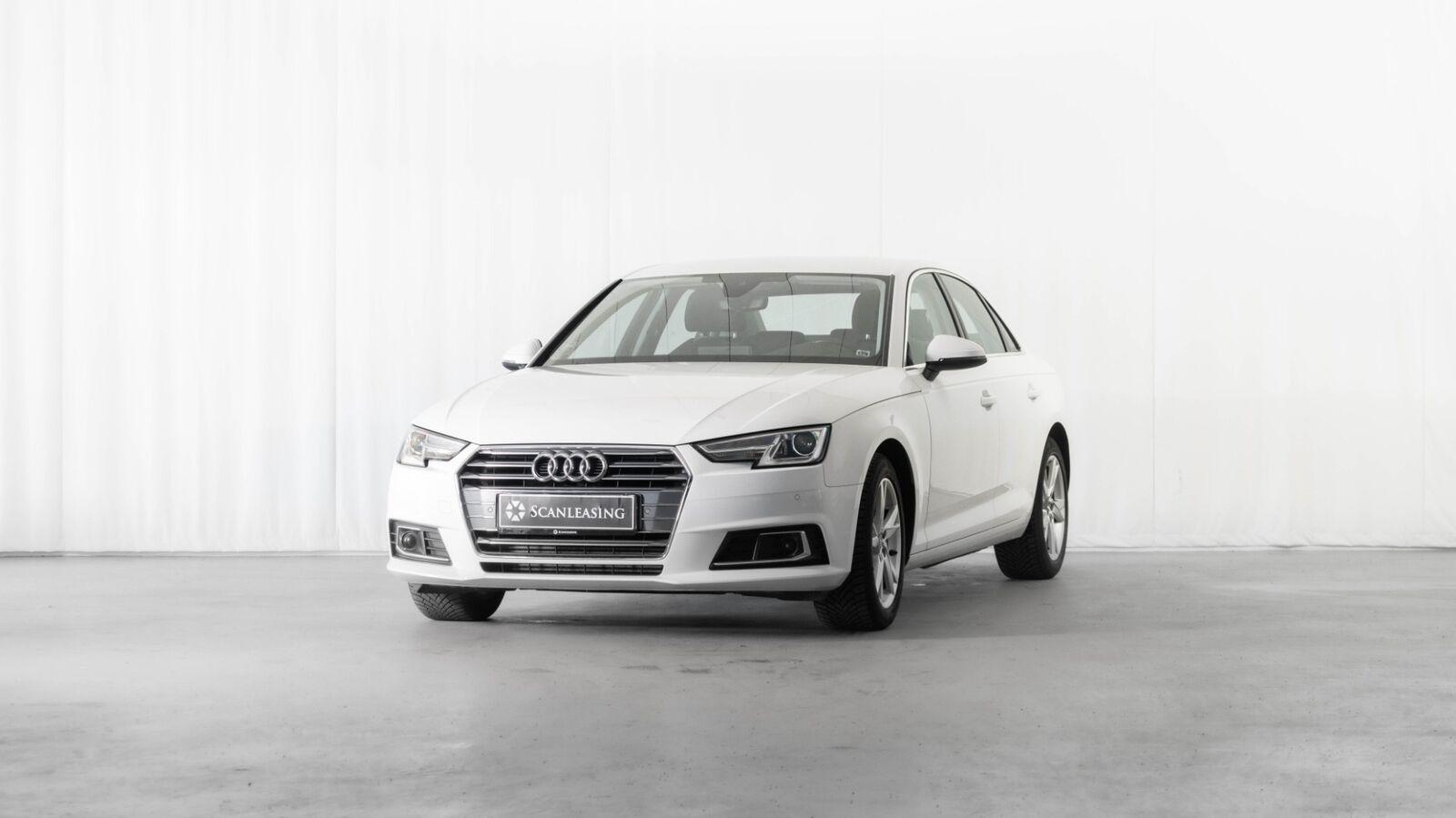Audi A4 3,0 TDi 218 S-tr. 4d - 2.396 kr.