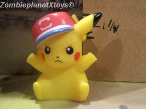 POKEMON Kids NEW in BOX  PIKACHU ALOLA HAT Sun Moon Finger Puppet Figure BANDAI