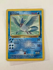 Pokemon-1999-English-Articuno-17-62-Fossil-Set-Nintendo-Wizards-WOTC-TCG-card