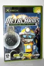 METAL ARMS GLITH IN THE SYSTEM GIOCO USATO OTTIMO XBOX EDIZIONE ITALIANA GS1