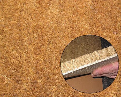 kokosmatte Schmutzfangmatte Türmatte Kokos 20mm 60x120cm Fußmatte
