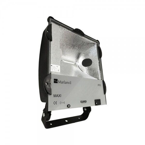 Flutlichtstrahler 400W HQI IP65 E40 Fluter Außenstrahler Flutlicht Komplett.     | Ästhetisches Aussehen  | Luxus  | Billig ideal