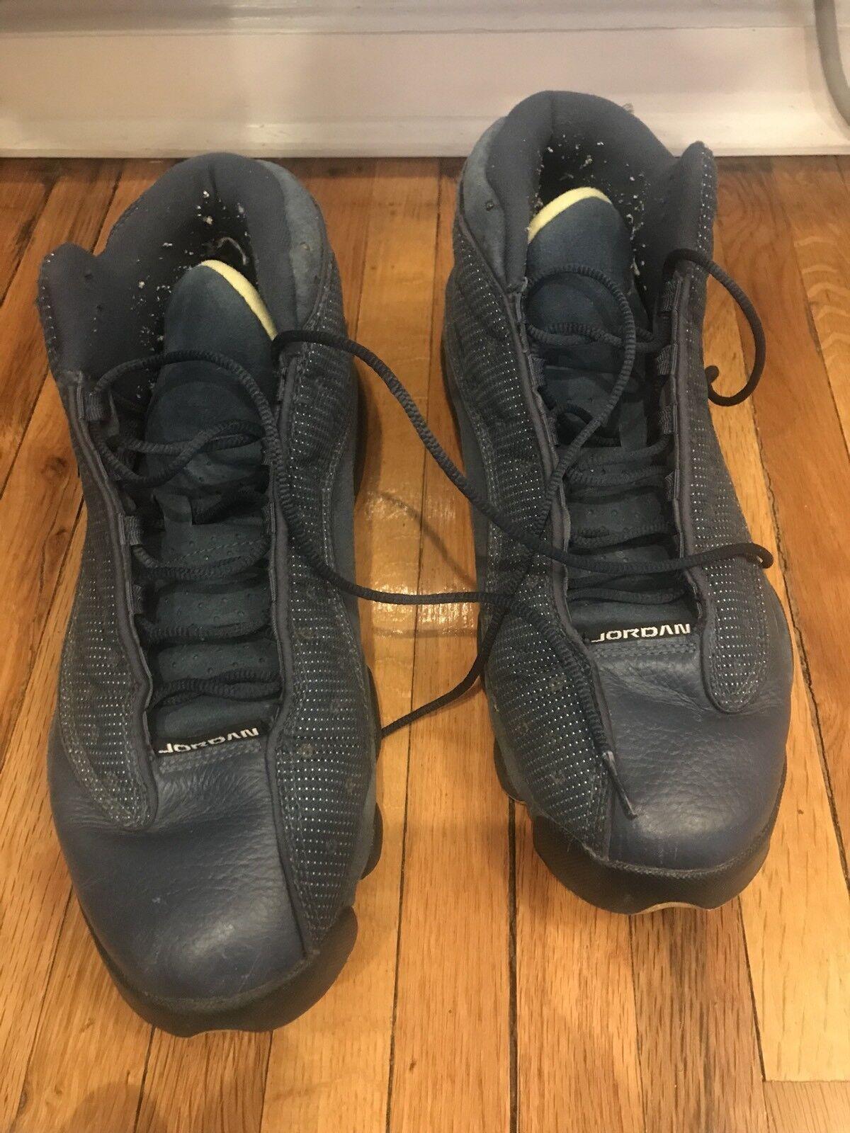 Nike Air Jordan Retro XIII 13 Squadron Blue limited Men Price reduction Seasonal clearance sale