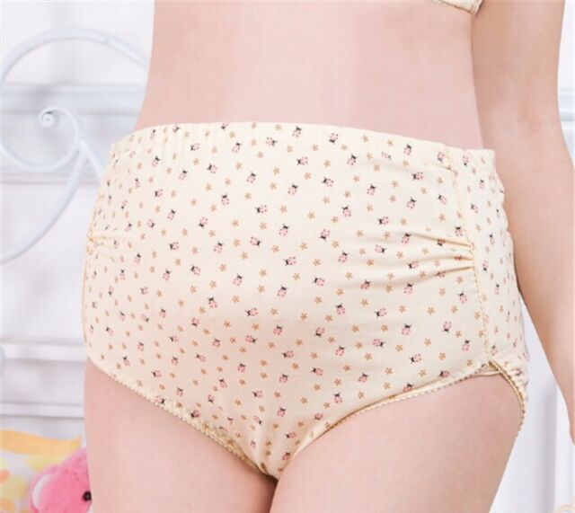 Pregnant Women Panties 100%Cotton Maternity Lingerie Pregnancy Underwear Briefs