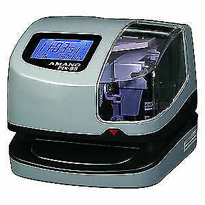 Amano Atomic Pix-95 Electronic Time Clock as Is for sale online